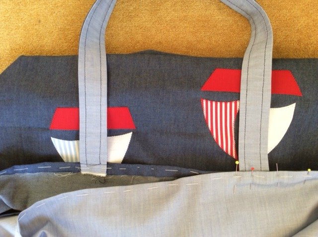 Free bag making projects from The Sewing Directory