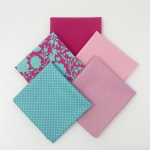 Fabric bundles from The Quilt Room