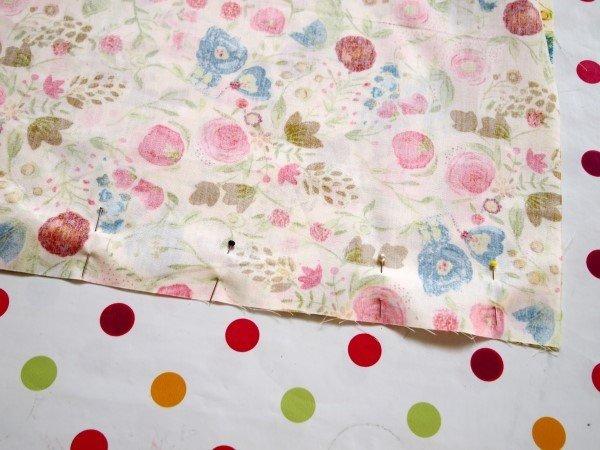 Sew a gathered skirt