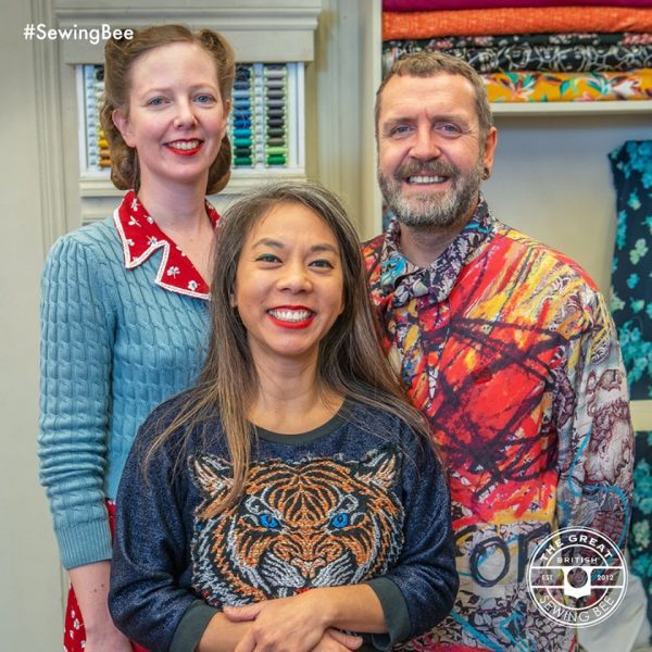Sewing Bee finalists 2020