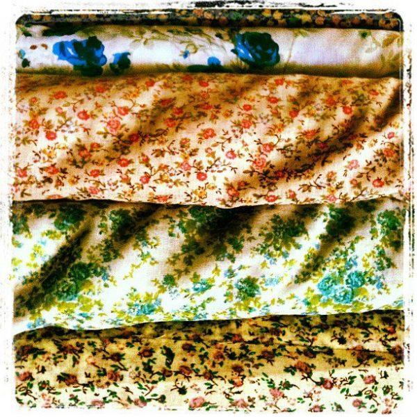 Dressmaking fabrics from Fabric Godmother