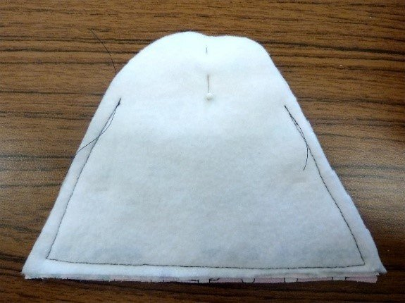 How to sew with fusible fleece