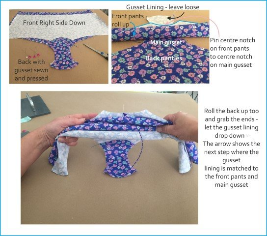 How to sew lingerie