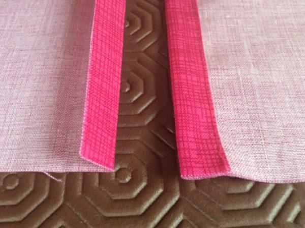 How to hem fabric