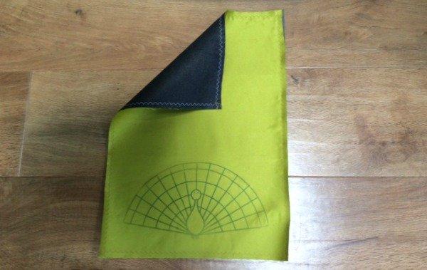 How to transfer a design onto fabric