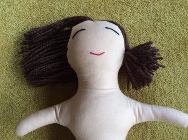Beginner's doll making tutorial