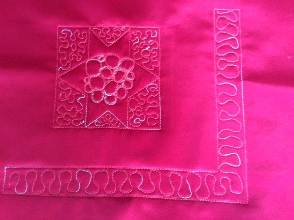 How to set your machine up for free motion quilting
