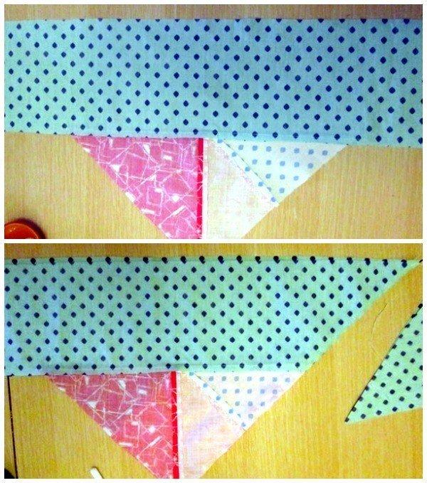 Learn patchwork blocks