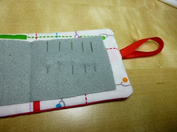 how to make a needle case