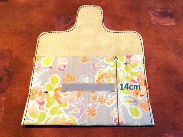 Simple quilted projects