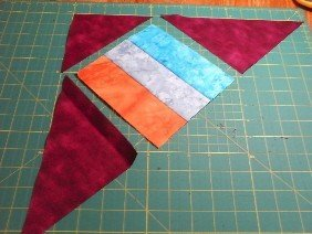 Easy patchwork projects
