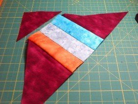 Precuts for making quilts