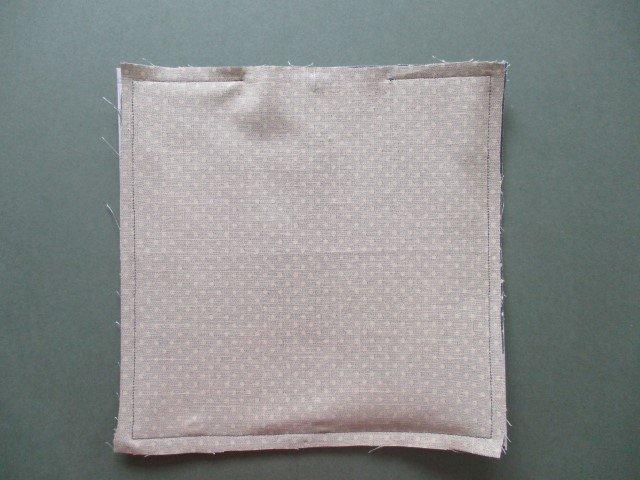 Sew a bag pocket