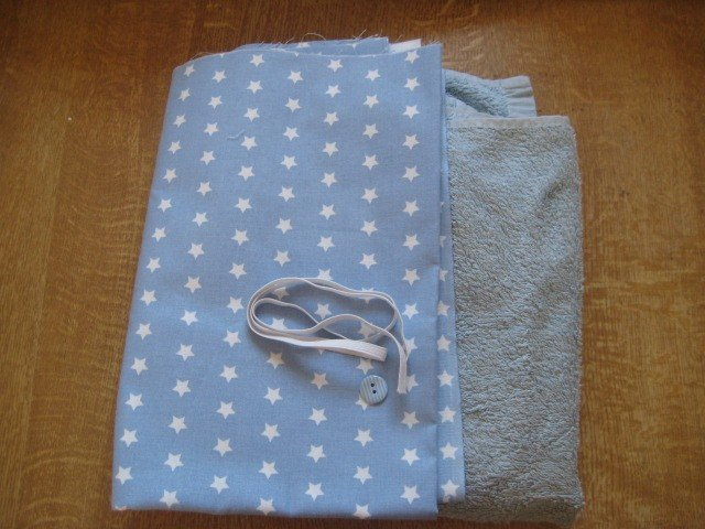 How to sew a baby changing mat