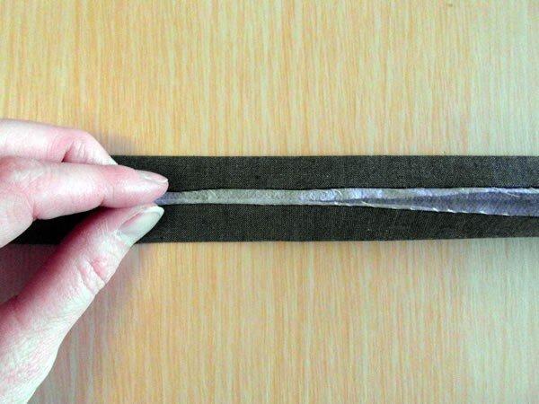 Sewi9ng fabric bag handles