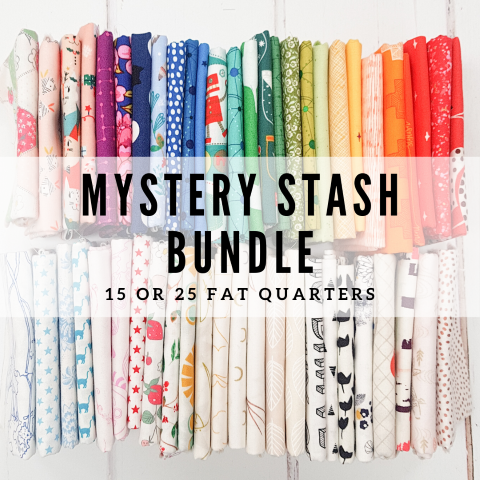 Mystery stash bundles from Purple Stitches