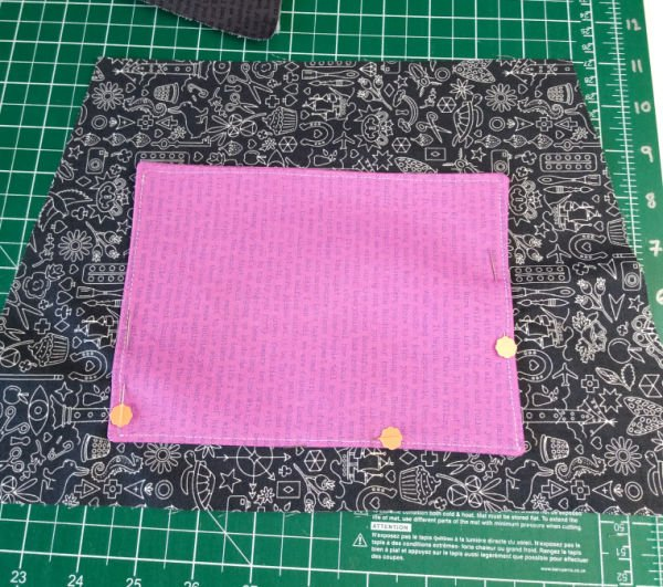 Sewing with Alison Glass sunprints