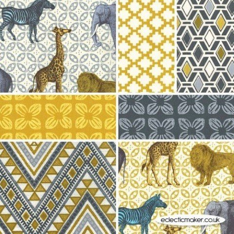 Eclectic Maker online fabric store