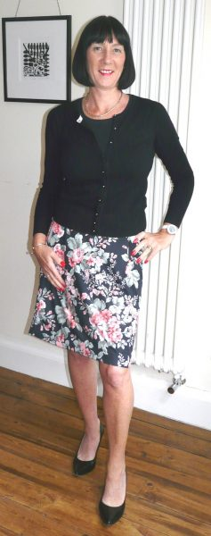 Made to measure pencil skirt