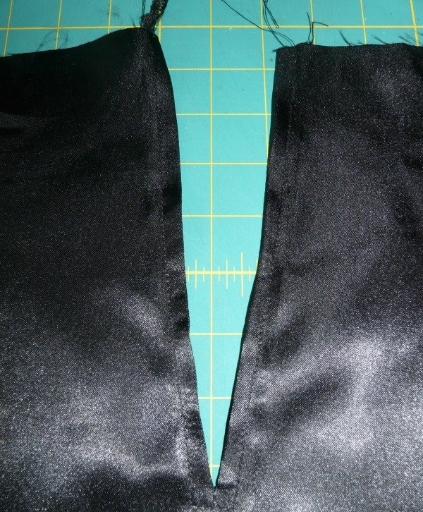 Lining for a skirt