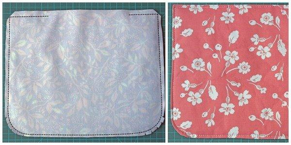 Make bag pockets