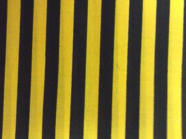 What to use striped fabric for