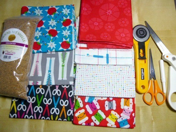 Sewing themed projects