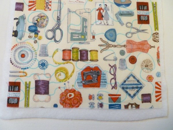 Free pattern for a sewing machine cover