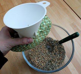 Free wheat microwave bag pattern