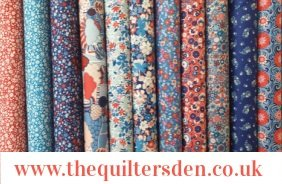 Carnaby Liberty Quilting fabric