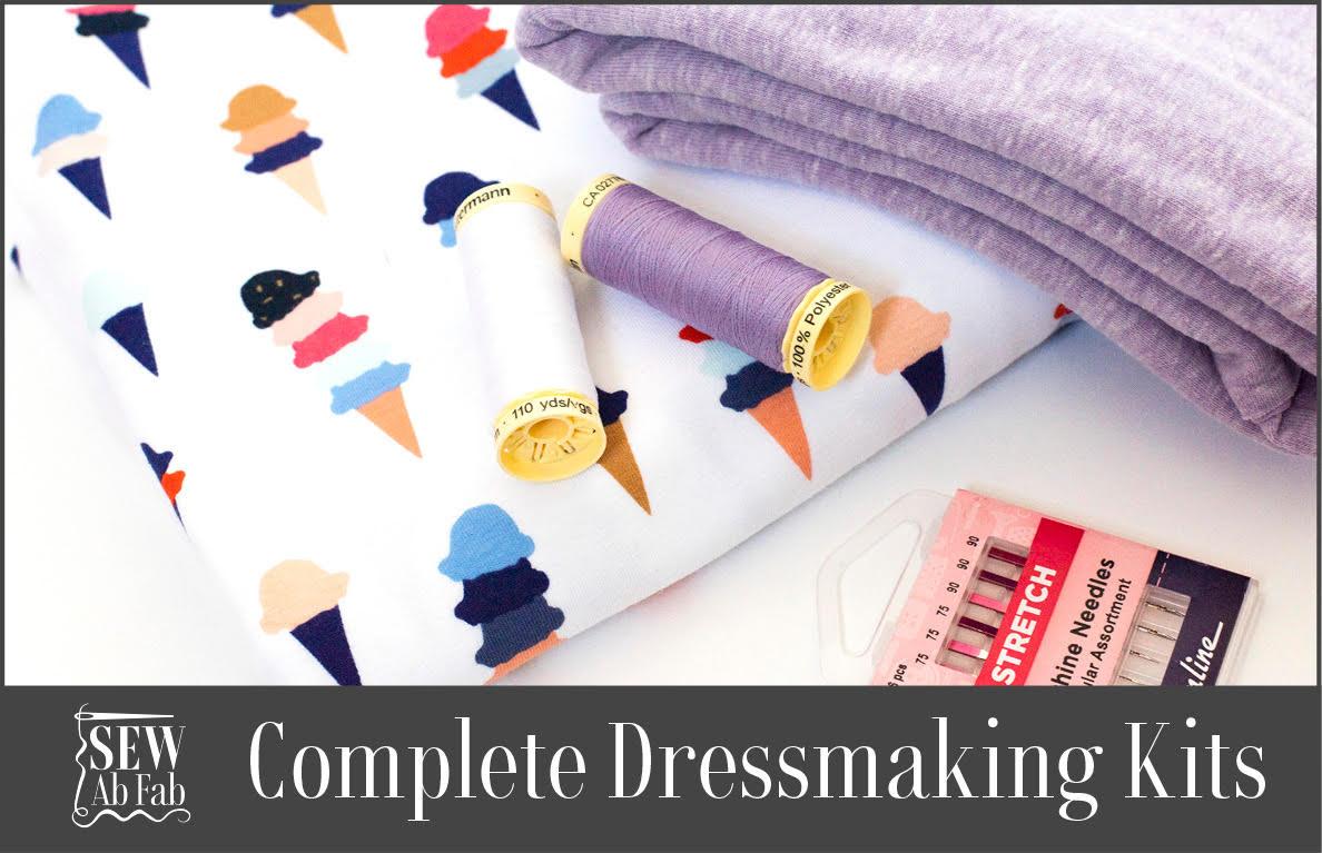 Dressmaking kits