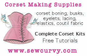 Corsetry supplies