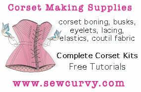 Corsetry supplies
