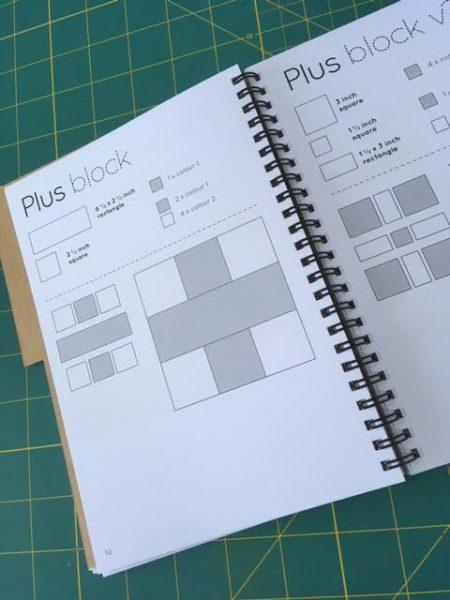 Example quilt blocks