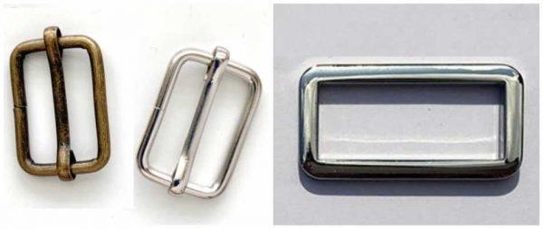 How to make adjustable bag straps