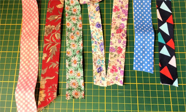 What are the different kinds of bias binding?