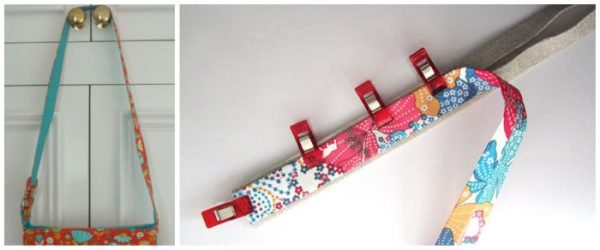 How to make double sided bag handles or straps
