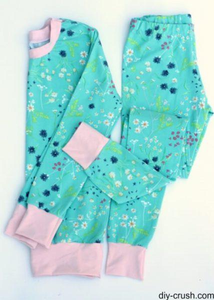Free overlocker patterns for kids clothing