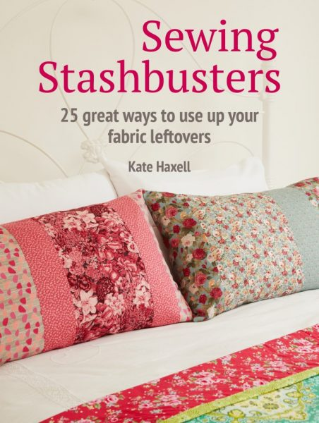 Sewing Stashbusters book by Kate Haxell