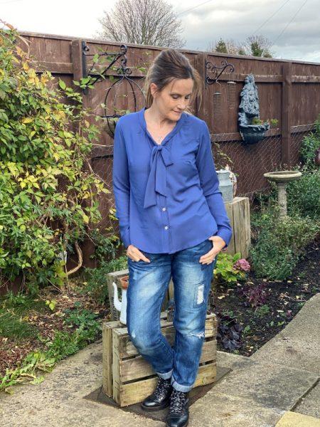 Oakridge Blouse sewing pattern review