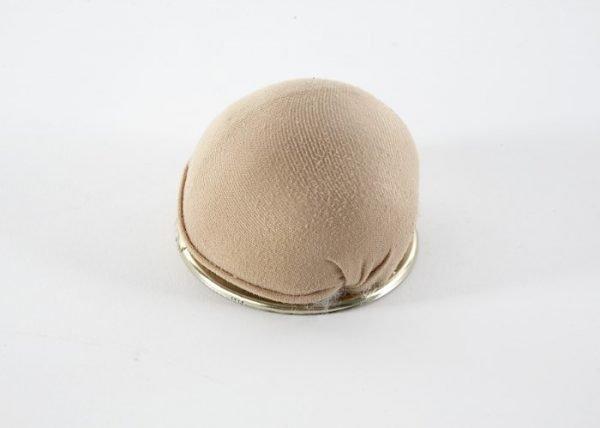 Make your own storage jar pincushion