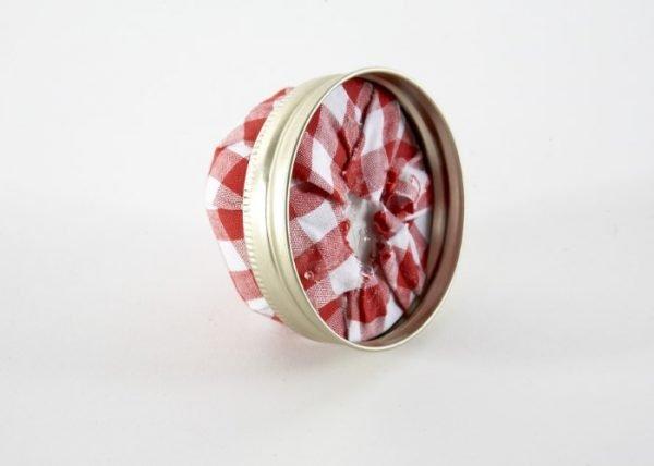 How to make a pincushion jar