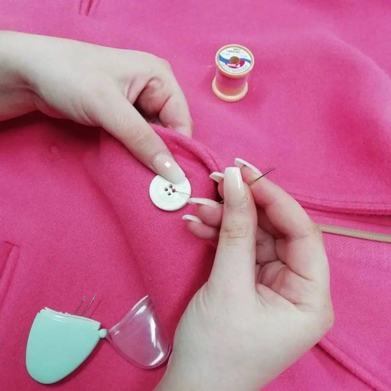 Bobbin sewing