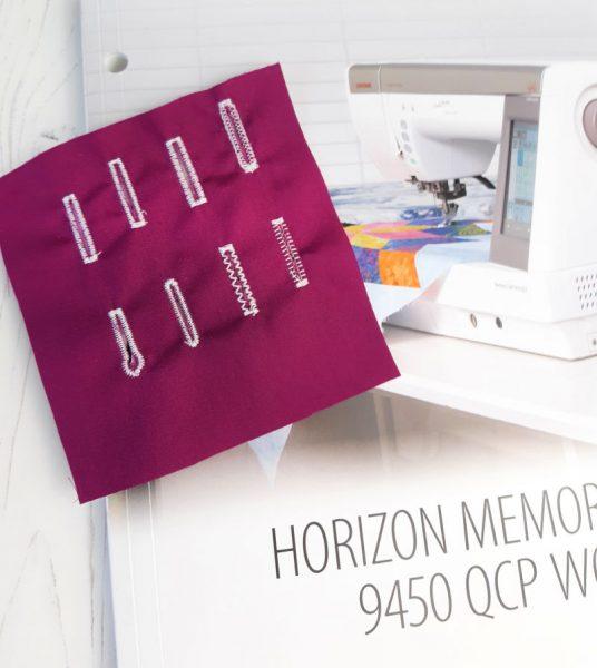 Horizon Memory Craft 9450 QCP Workbook UK
