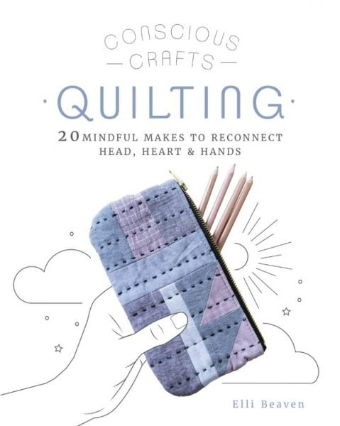 Slow stitching quilting projects