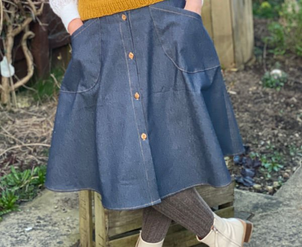 Best skirt sewing patterns
