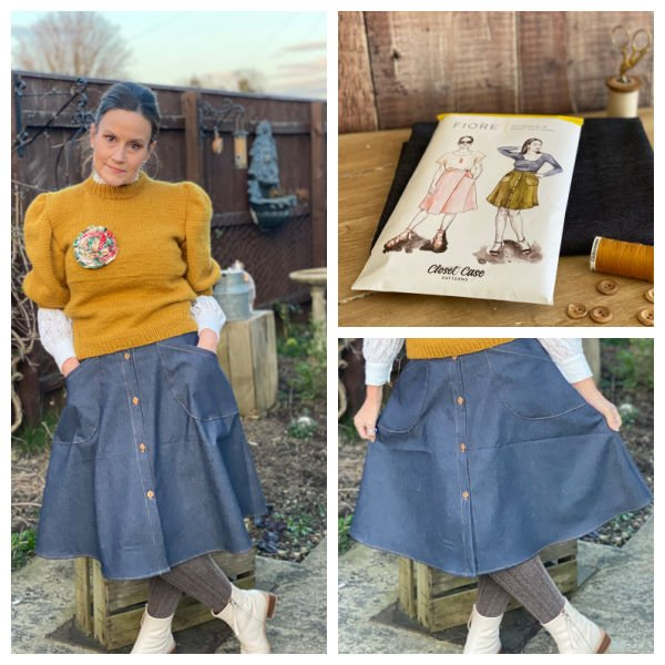 Fiore Skirt Pattern Review