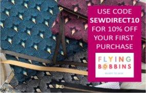 Flying Bobbins craft kits