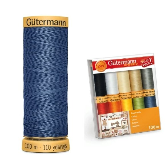 Hand quilting thread