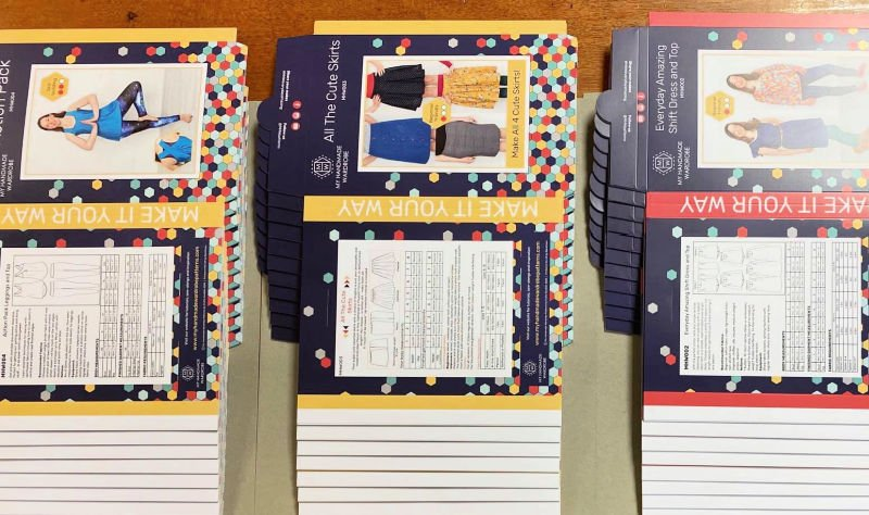 How to get pattern envelopes printed